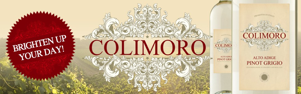 Brighten Up Your Day with Colimoro Pinot Grigio