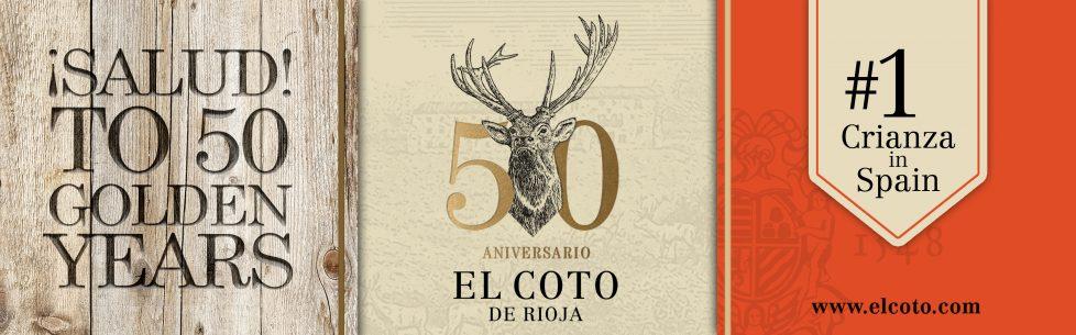 El Coto 50th Anniversary