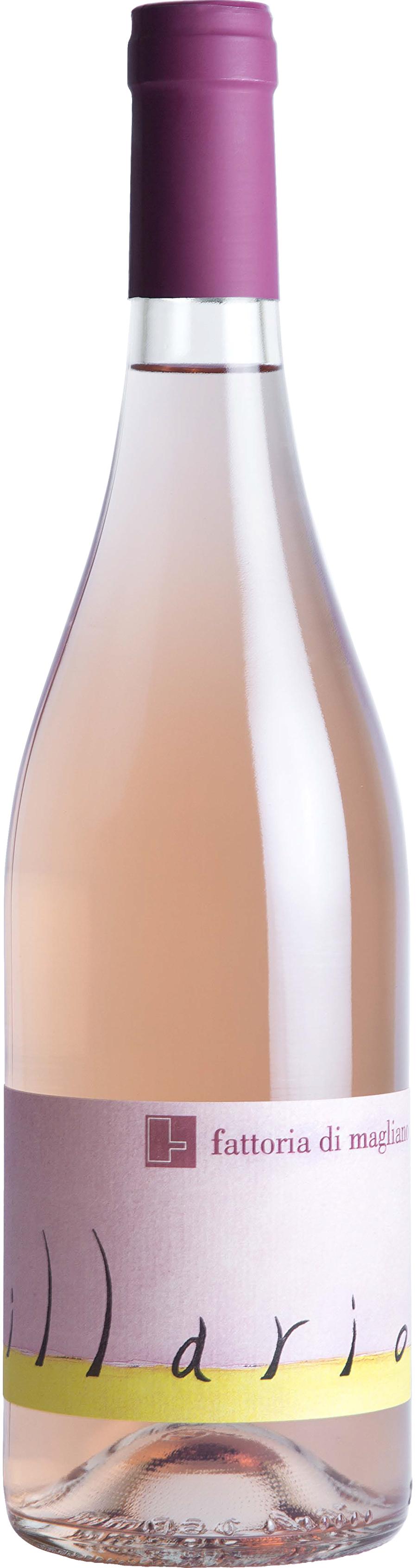 Illario rosato della maremma toscana doc for Piani di riproduzione della fattoria