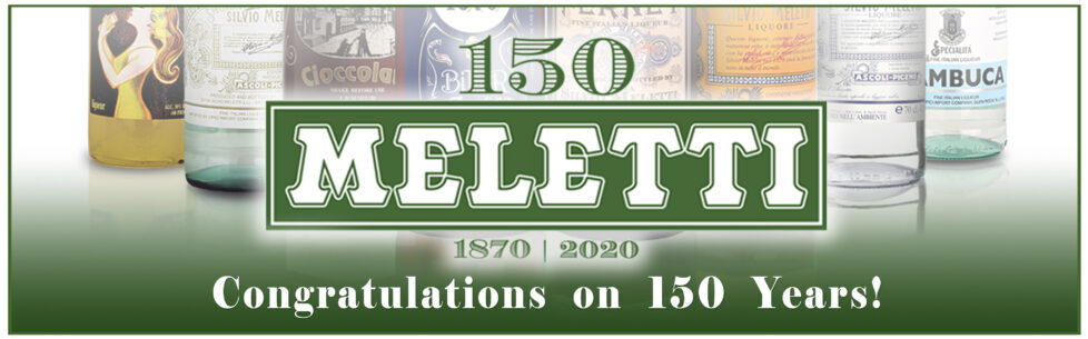Meletti 150th Anniversary