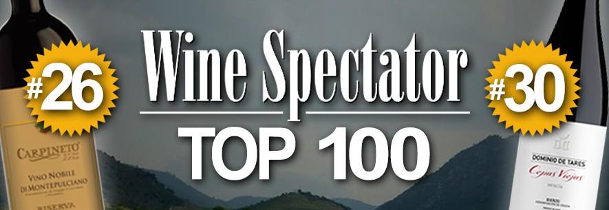 Opici Wines' Amongst Wine Spectator's Top 100