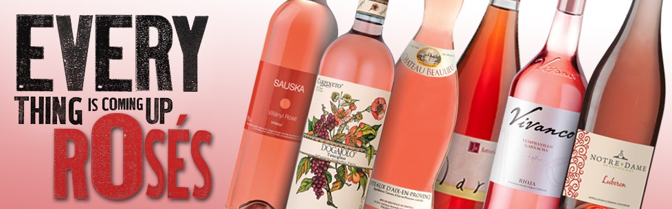 Everything is Coming Up Rosés