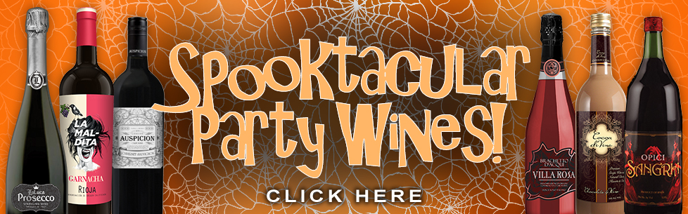 Spooktacular Party Wines