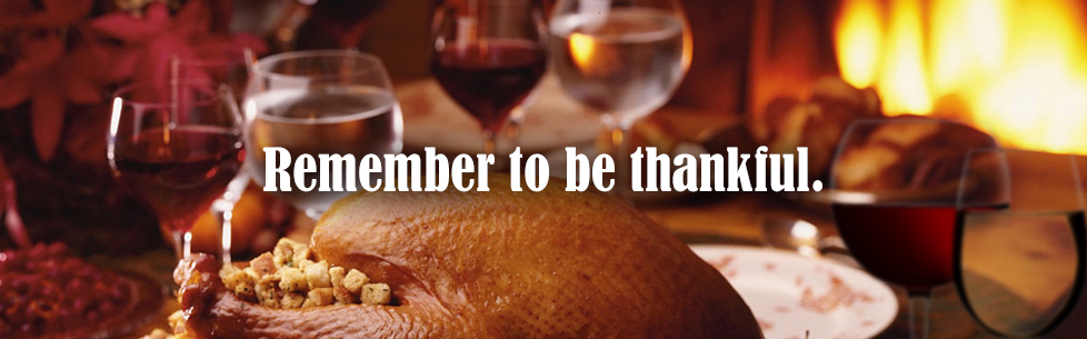 Happy Thanksgiving from Opici Wines