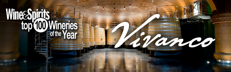 Vivanco Named Top 100 Winery by Wine & Spirits Magazine